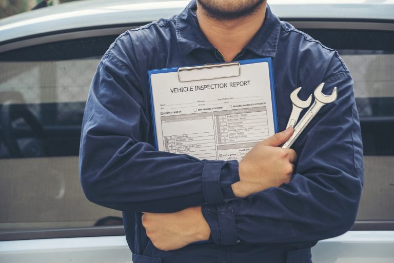Vehicle Maintenance Checklist