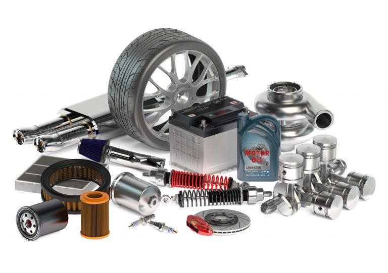 car tyres spare parts