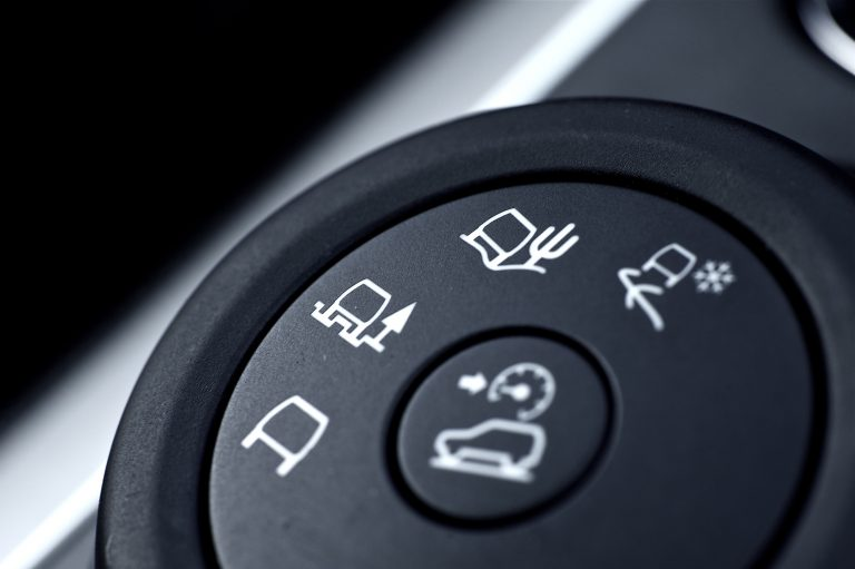 Car Traction Control System