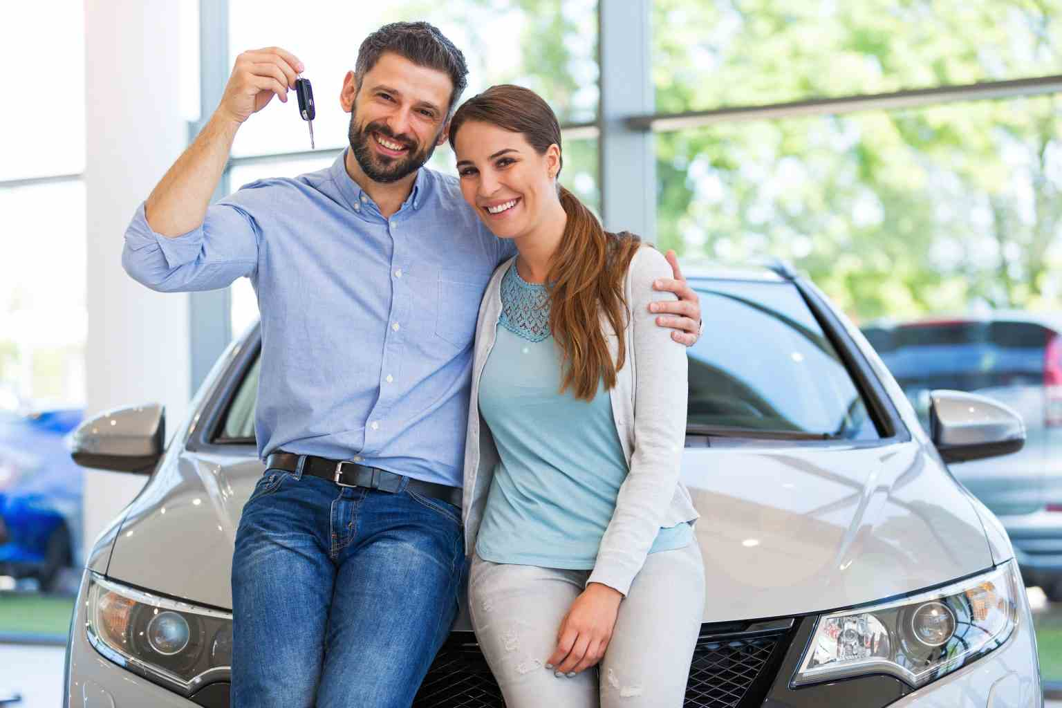 Buy a car in Dubai
