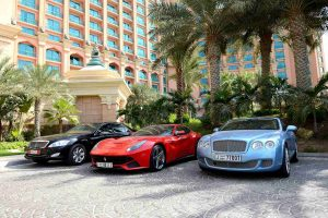 top 5 car UAE