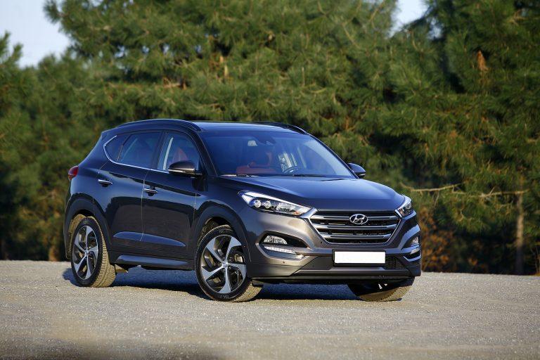 top 5 cars in dubai uae - hyundai suv