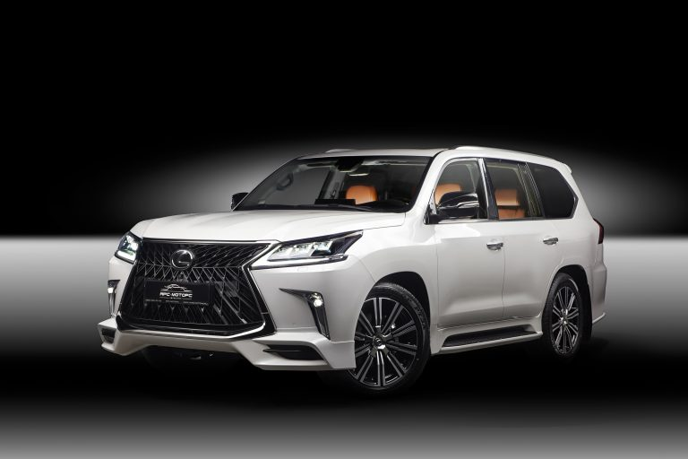 top 5 cars in dubai uae - lexus suv