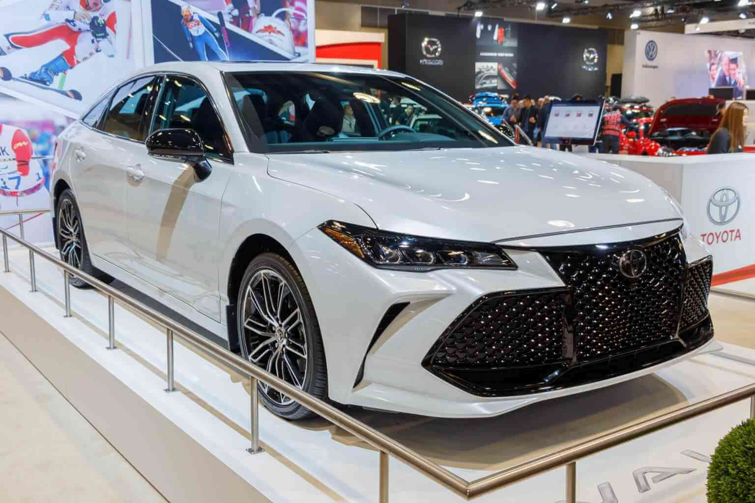 Toyota avalon Dubai