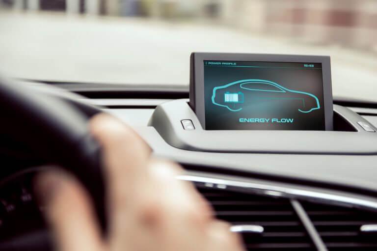 Range of electric car in dubai