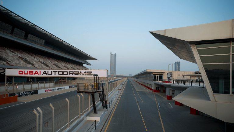 Dubai Car Racing - Dubai Autodrome