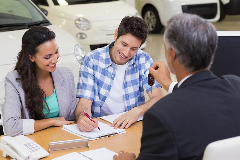 Purchasing Used Car  Tips - Paper Work