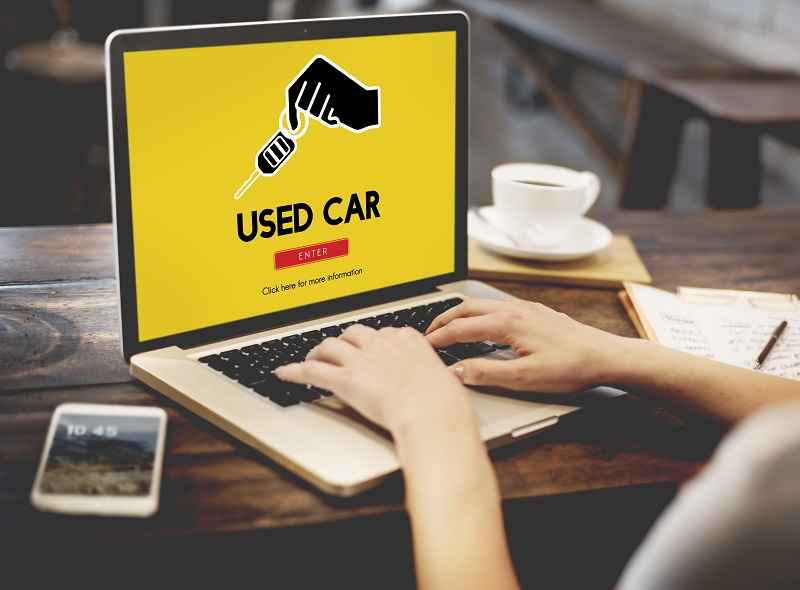 Purchasing used car in Dubai
