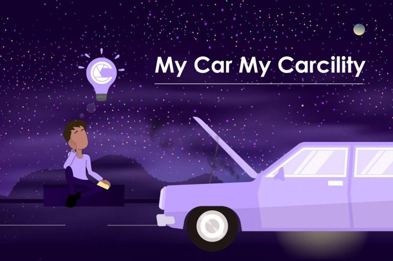 Story of Carcility - A Car Service App