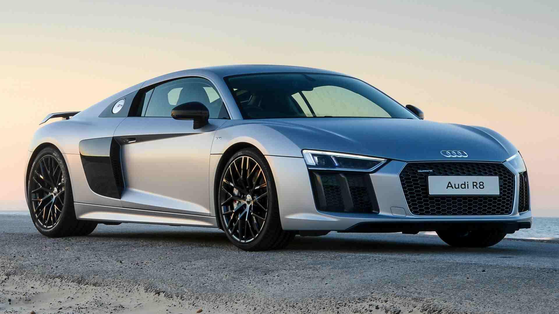 Audi R8 V10 Supercars