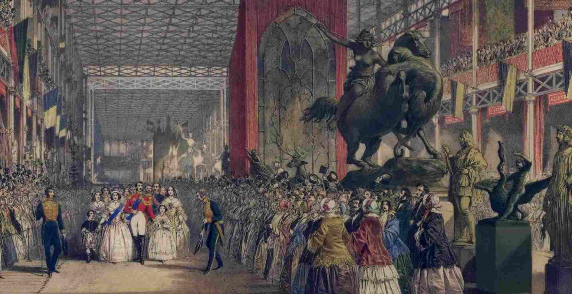 The Great London Exposition 1851