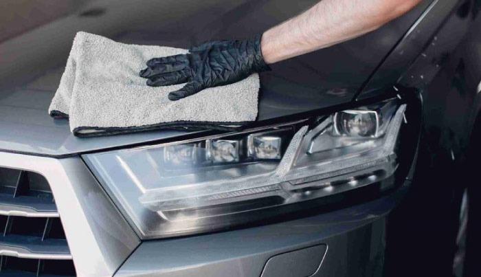 Car Polishing Dubai