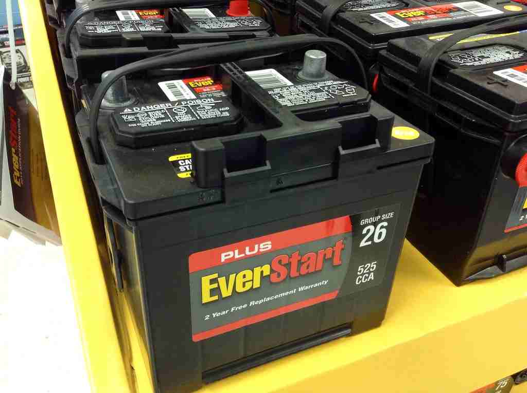 Fix car battery
