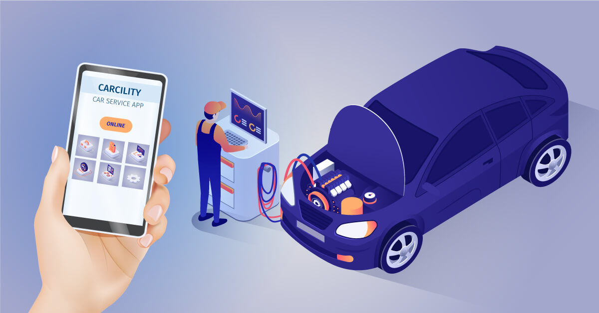 car service apps revolutionize auto industry