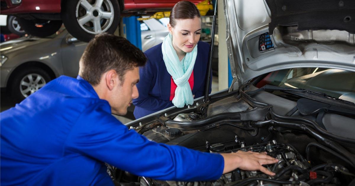 Auto service Dubai
