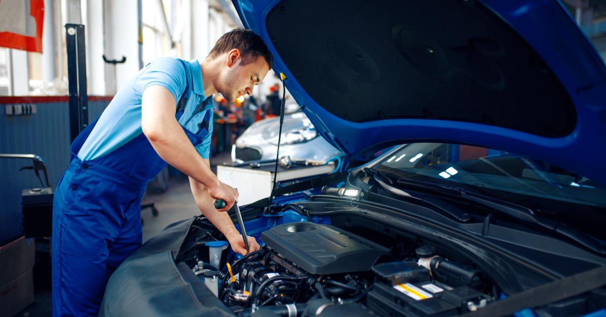 Best auto repair Dubai