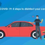 Disinfect your car against coronavirus