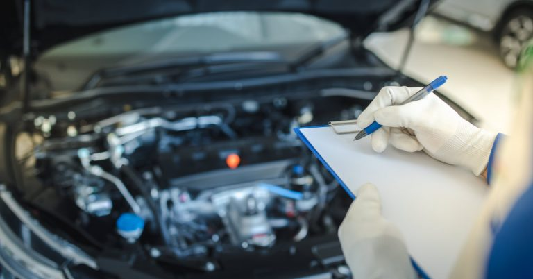 Car maintenance in UAE