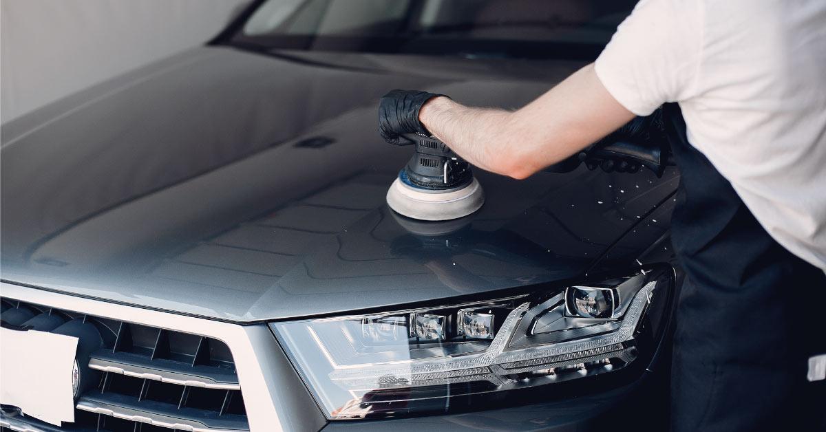 Proper car wash