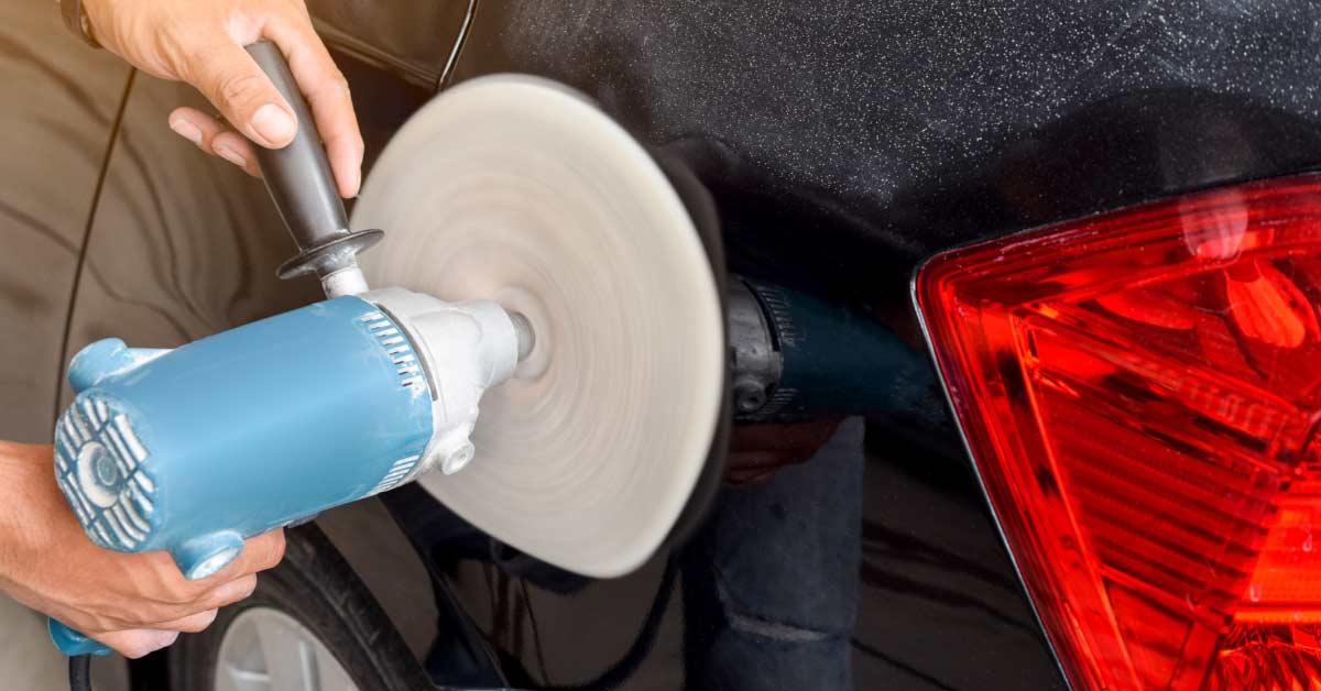 Car cosmetics body paints