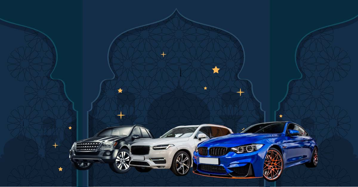 Ramadan car offers dubai