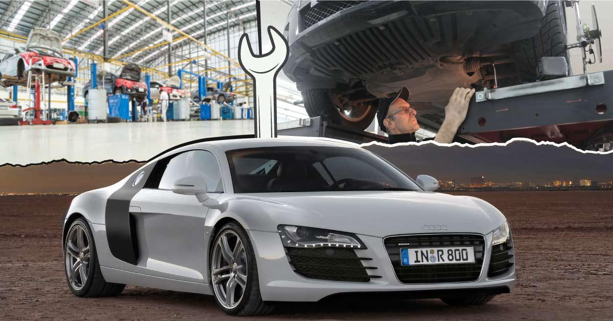 Audi service guide