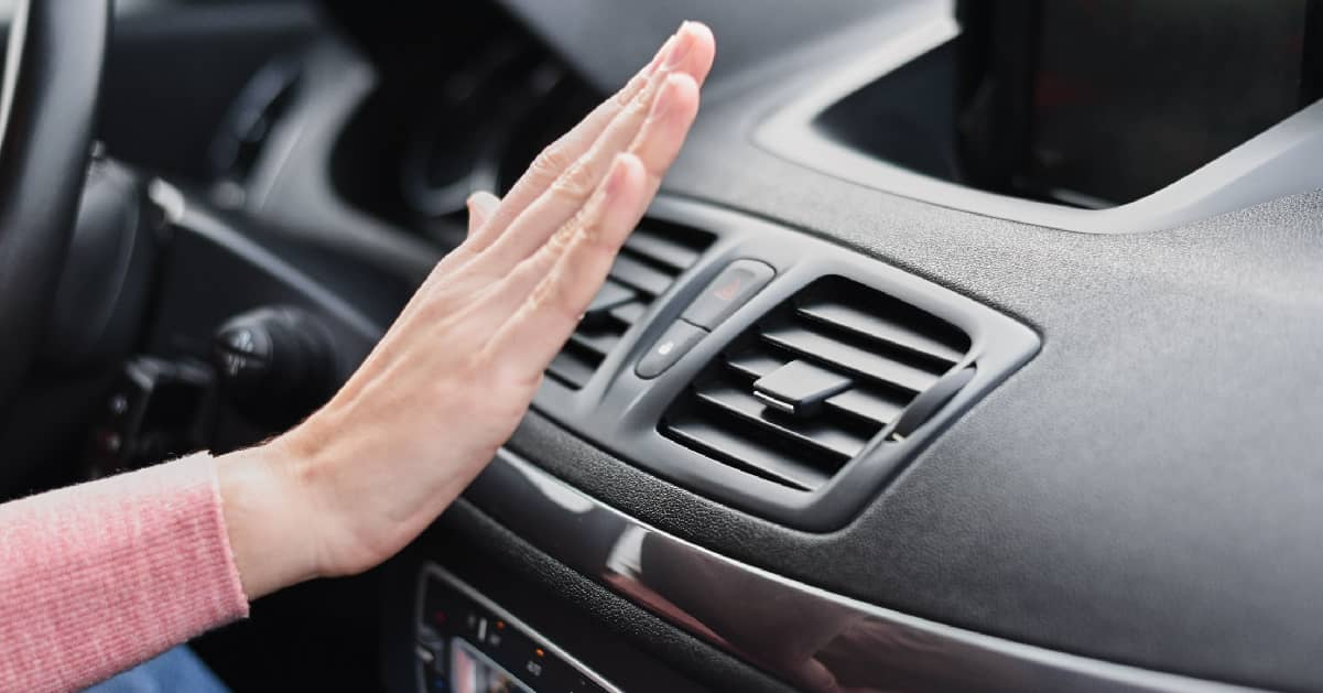 Reasons why car ac is not blowing cold air