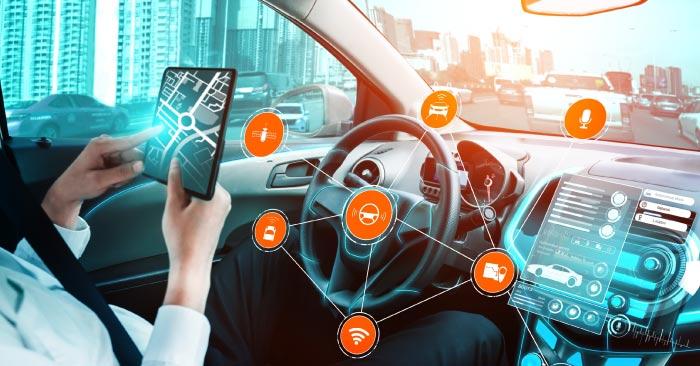 Self driving cars in Dubai