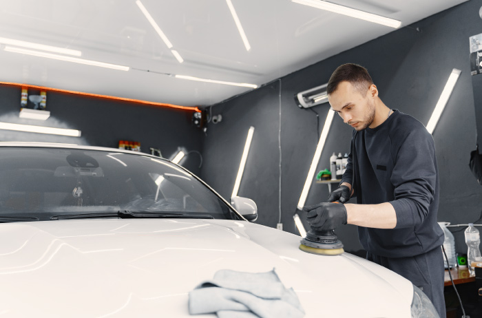Professional Car Detailing Services in Dubai