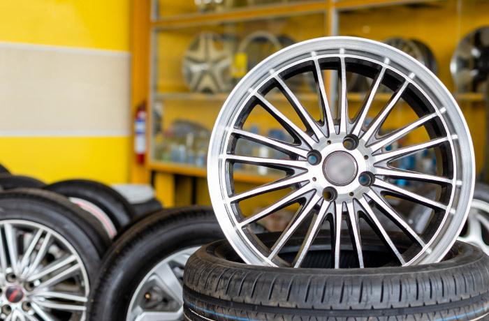 Types of car wheels