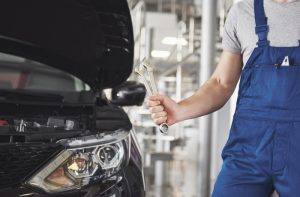 Vehicle maintenance service