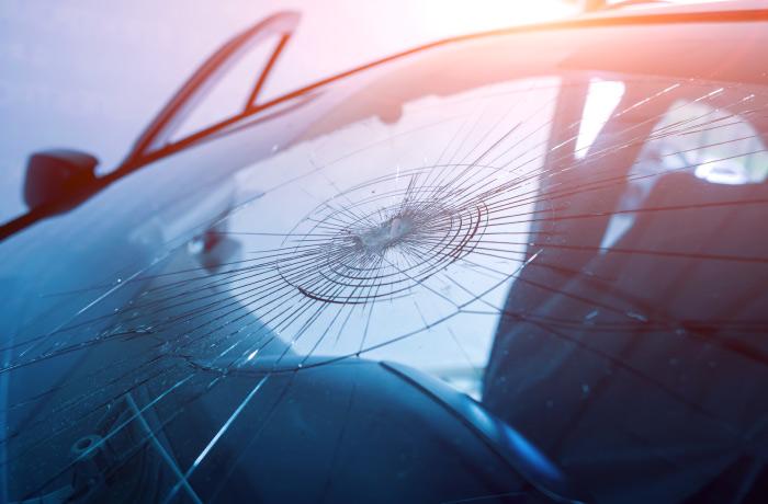 Car Windshield Cracks