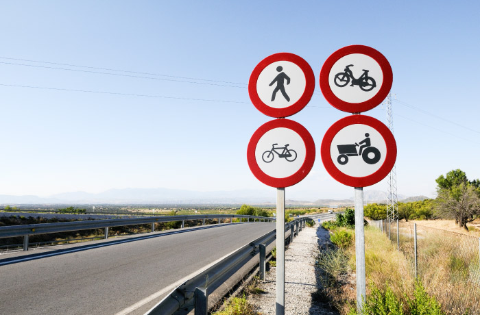 road safety rules dubai