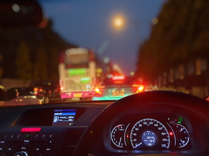 Do's and Don't in Night Driving in Dubai