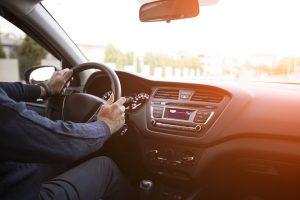 Car Vibrating