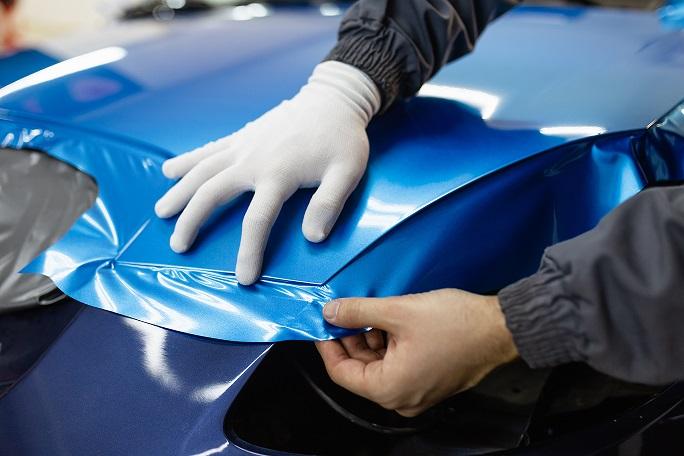 Car wrapping car service dubai
